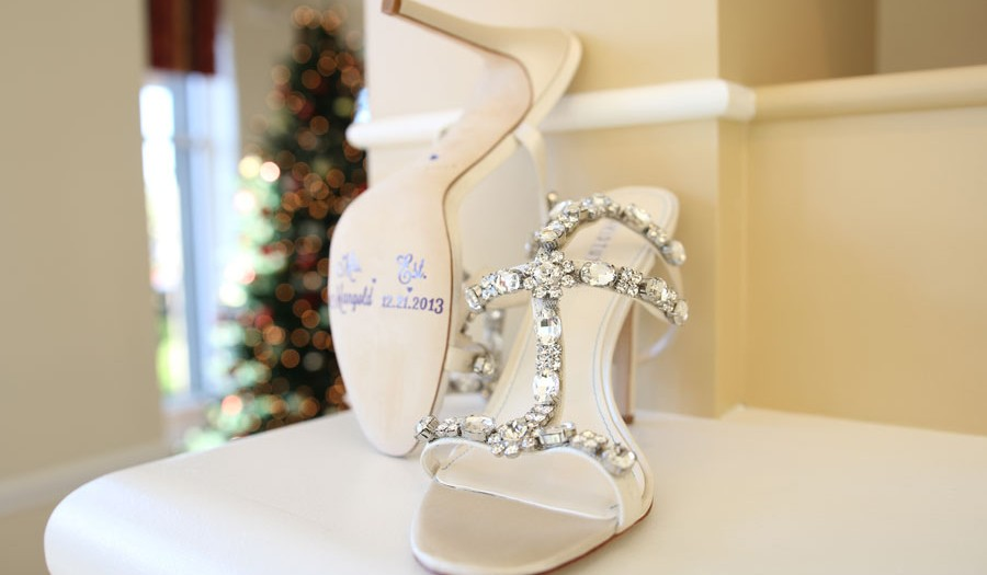 David Tutera Shoes!